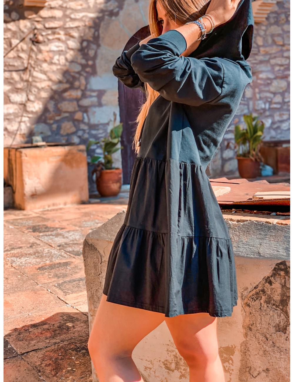 Vestido Sudadera